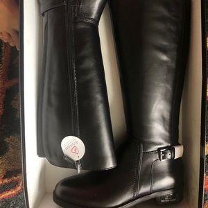 Blondo evie waterproof riding boot size 9
